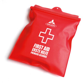 VAUDE First Aid Kit Hike Waterproof, red/white